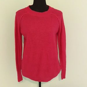 NWT Topshop mohair blend raspberry sweater